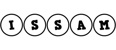 Issam handy logo