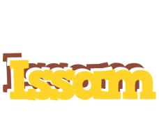 Issam hotcup logo