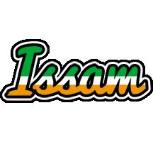 Issam ireland logo