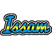 Issam sweden logo