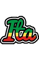 Ita african logo