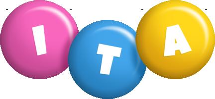 Ita candy logo