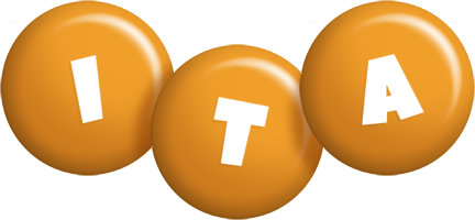 Ita candy-orange logo