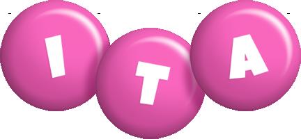 Ita candy-pink logo