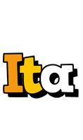 Ita cartoon logo