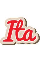 Ita chocolate logo