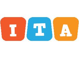 Ita comics logo