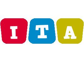 Ita kiddo logo