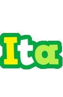 Ita soccer logo