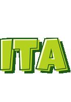 Ita summer logo