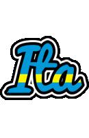 Ita sweden logo
