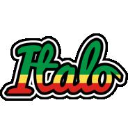 Italo african logo