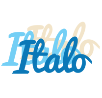 Italo breeze logo