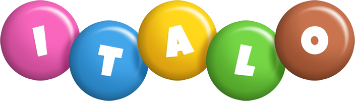 Italo candy logo