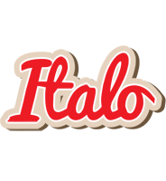 Italo chocolate logo
