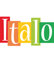 Italo colors logo