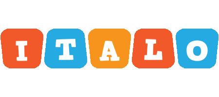 Italo comics logo