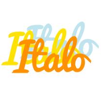 Italo energy logo