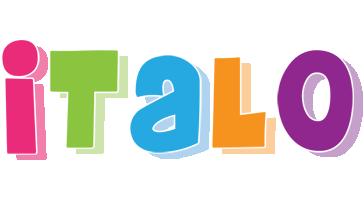 Italo friday logo
