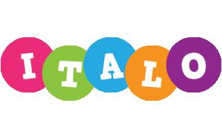 Italo friends logo