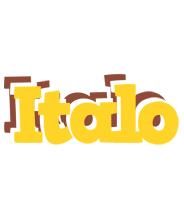 Italo hotcup logo