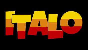 Italo jungle logo