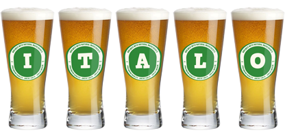 Italo lager logo