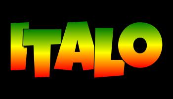 Italo mango logo