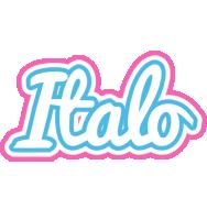 Italo outdoors logo