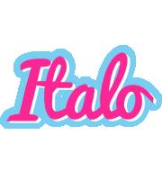 Italo popstar logo