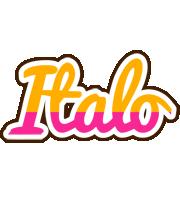 Italo smoothie logo