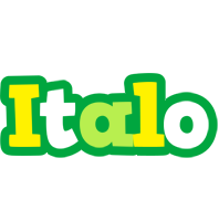 Italo soccer logo