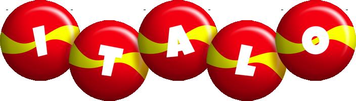 Italo spain logo