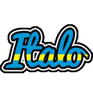 Italo sweden logo