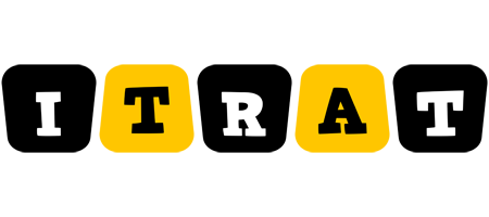 Itrat boots logo