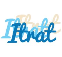 Itrat breeze logo