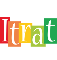 Itrat colors logo