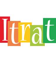 Itrat colors logo