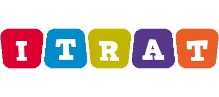 Itrat daycare logo