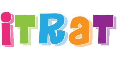 Itrat friday logo