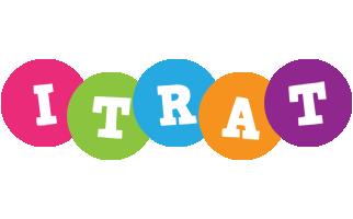Itrat friends logo