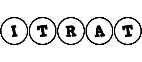 Itrat handy logo