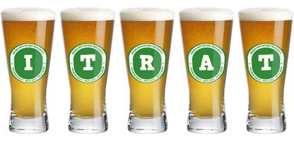Itrat lager logo
