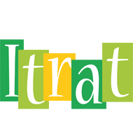 Itrat lemonade logo