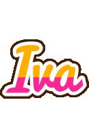 Iva smoothie logo