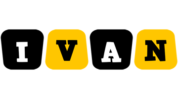 Ivan boots logo