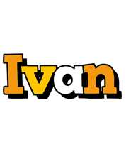 Ivan cartoon logo