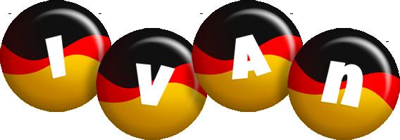 Ivan german logo