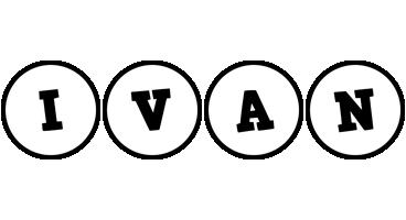 Ivan handy logo