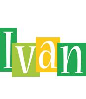 Ivan lemonade logo